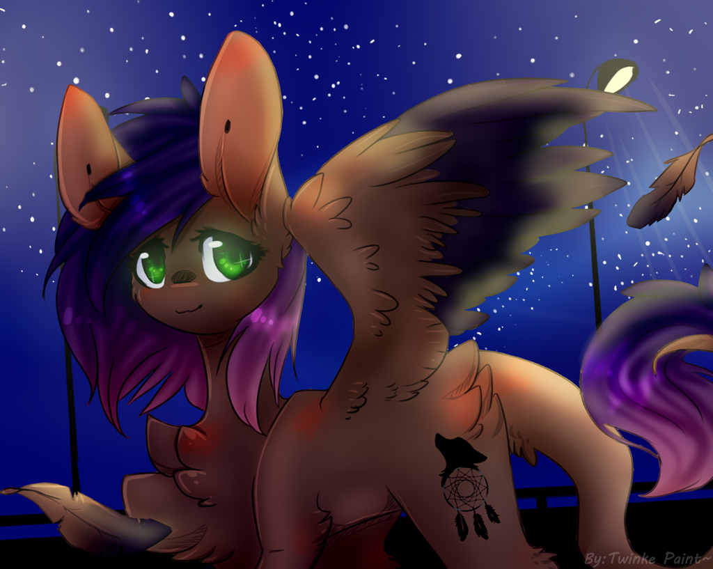 In the light of lanterns[G] by TwinkePaint