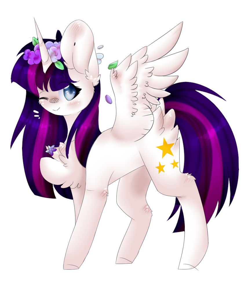 Twily Star[AT] by TwinkePaint