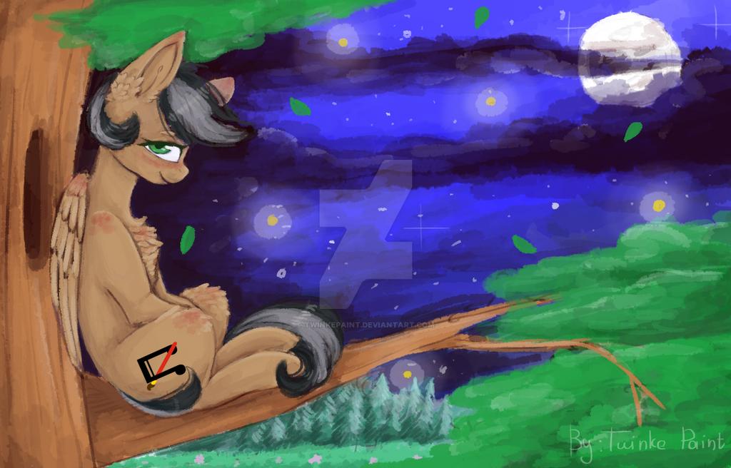 ArtSong - Starry sky[G/Redraw] by TwinkePaint