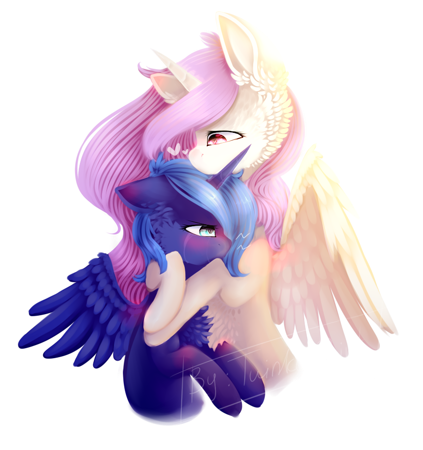 I Love You,Sister by TwinkePaint