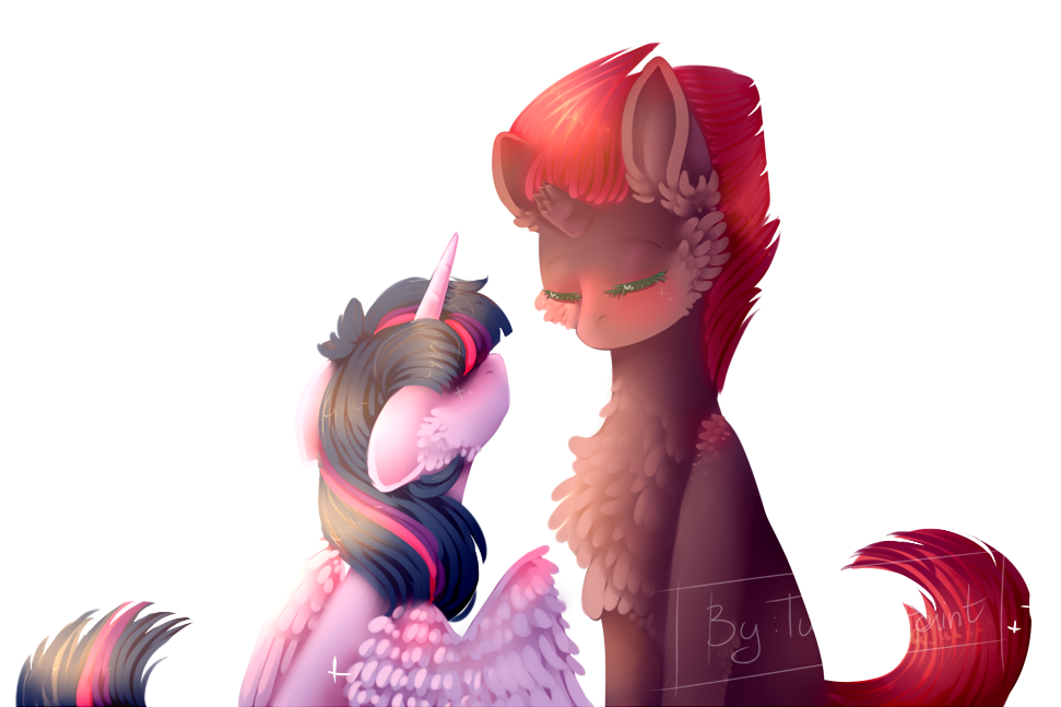 Friendship by TwinkePaint