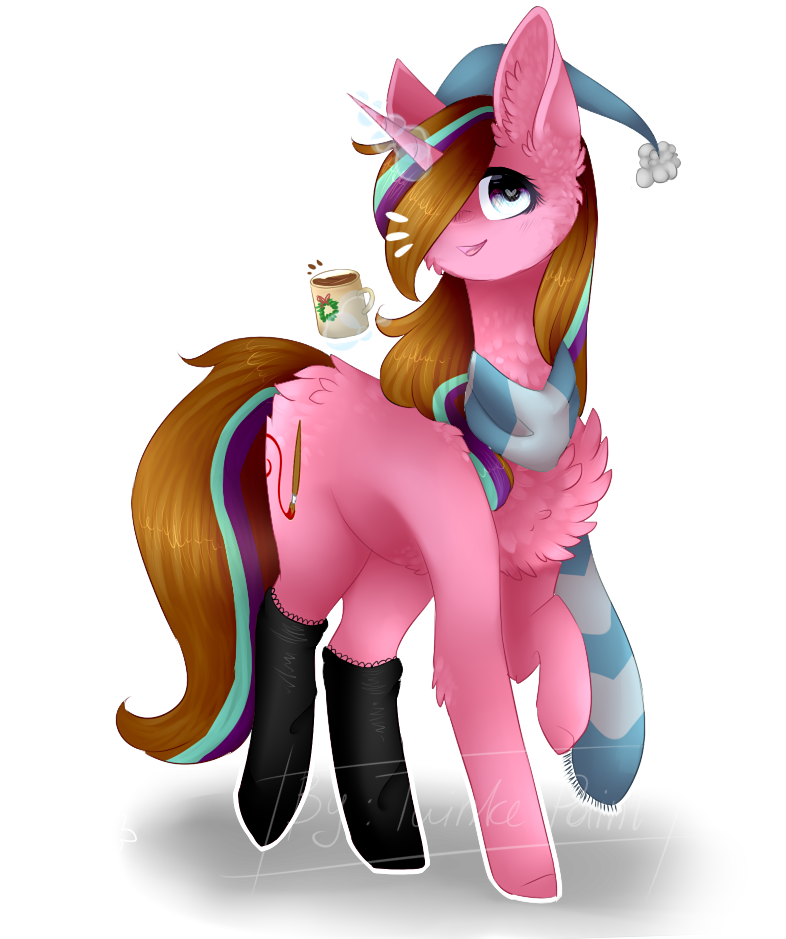 Happy New Year! by TwinkePaint