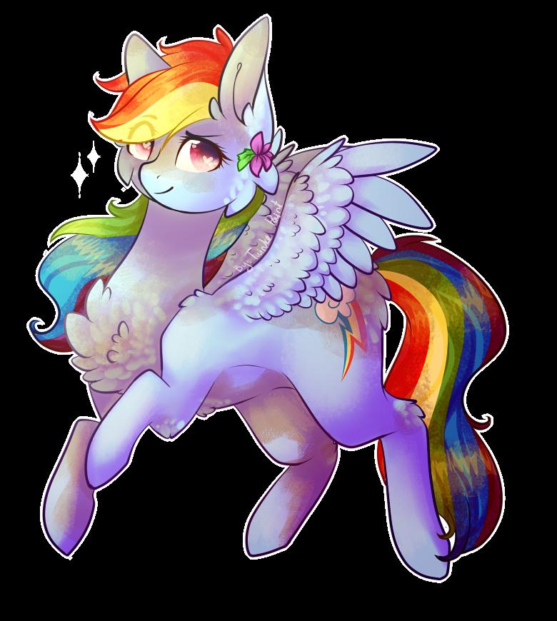 Rainbow by TwinkePaint