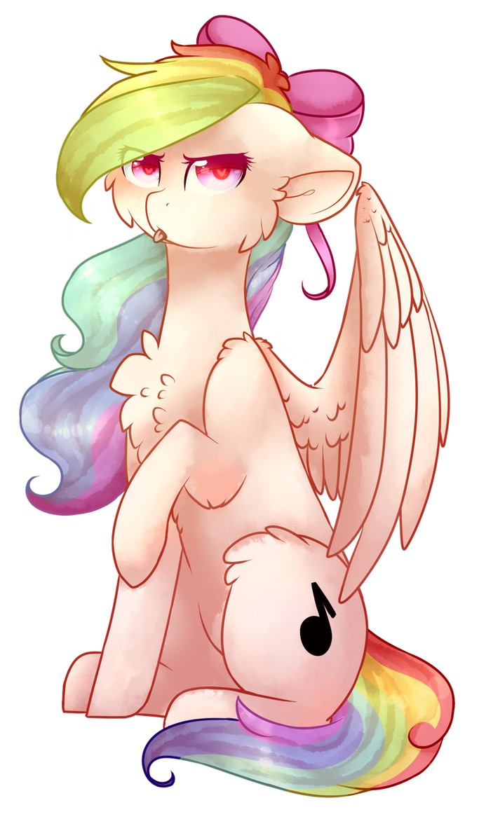 I'm Not Cute![AT] by TwinkePaint