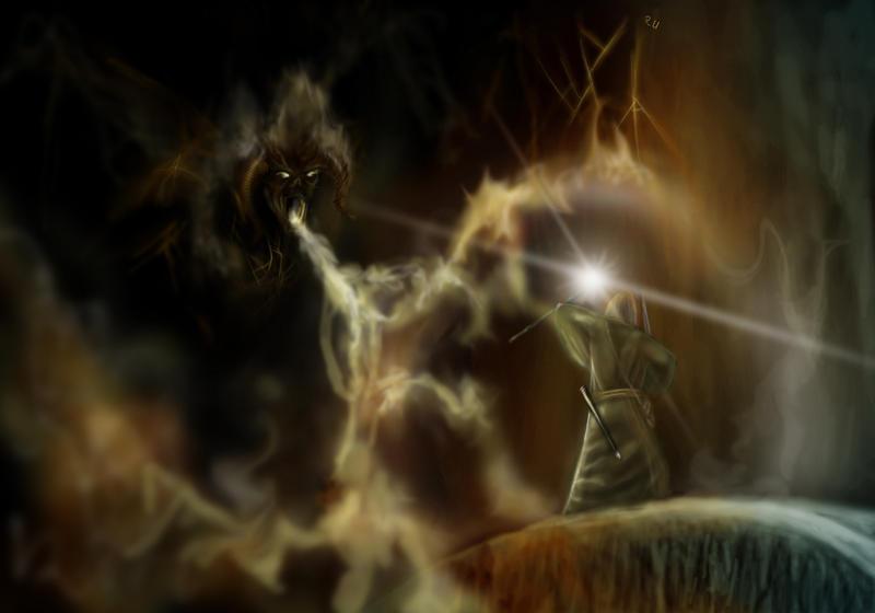gandalf by morkus13