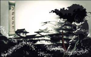 Afro Samurai by BigBacon