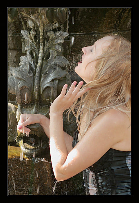 drink water by Platonov