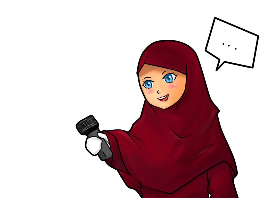 Wartawan Akhwat By Nboy14 On DeviantArt