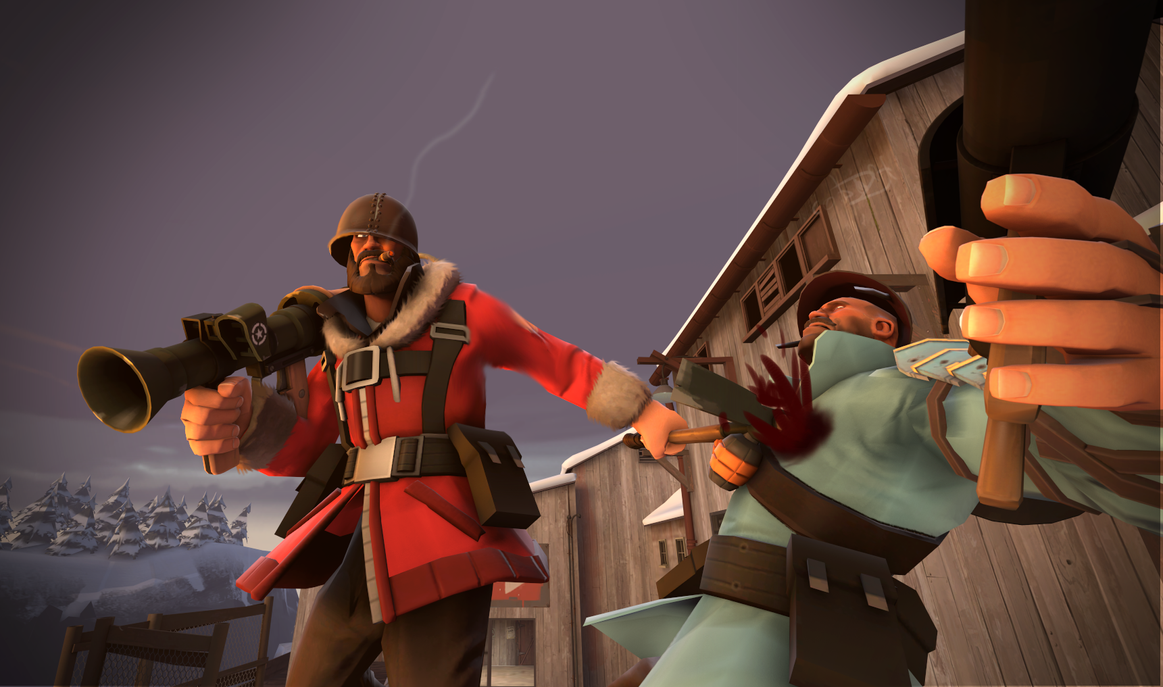 (SFM REQUEST) General by CobaltDrawing