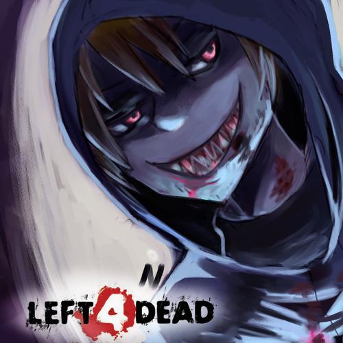 Left 4 dead охотник