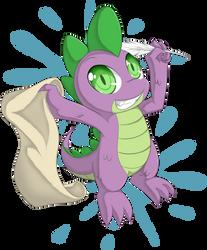 Spike by zaiyaki