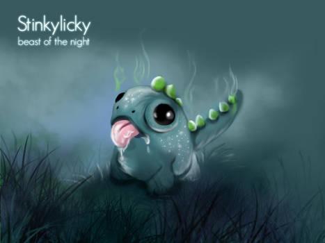 Stinkylicky