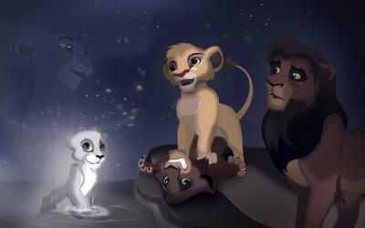 Kovu's Sons and the Miracle by TheGreenRabbit