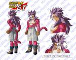 Trunks SSJ4 (Dragon Ball GT)
