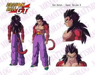 Goten (GT) Super Saiyan 4