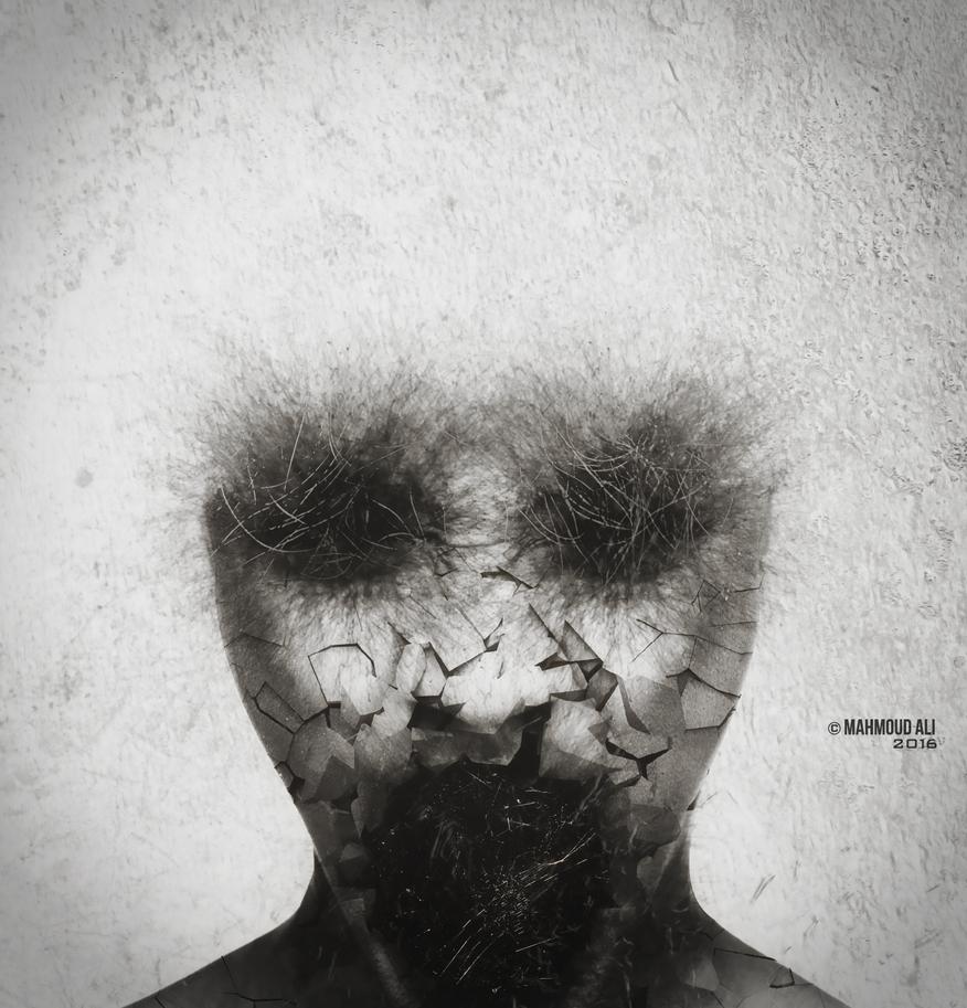 Edge of insanity by MahmoudAliSaad