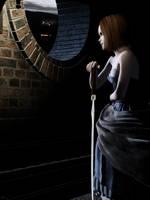 Arya with Needle by Artelanas