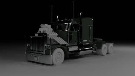 Truck (Work in progress)