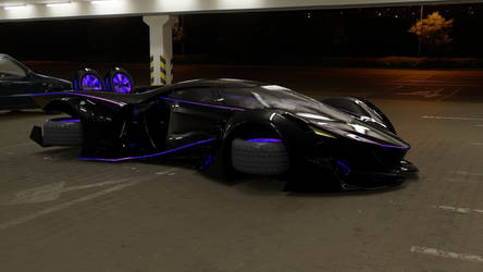 Hover Concept III