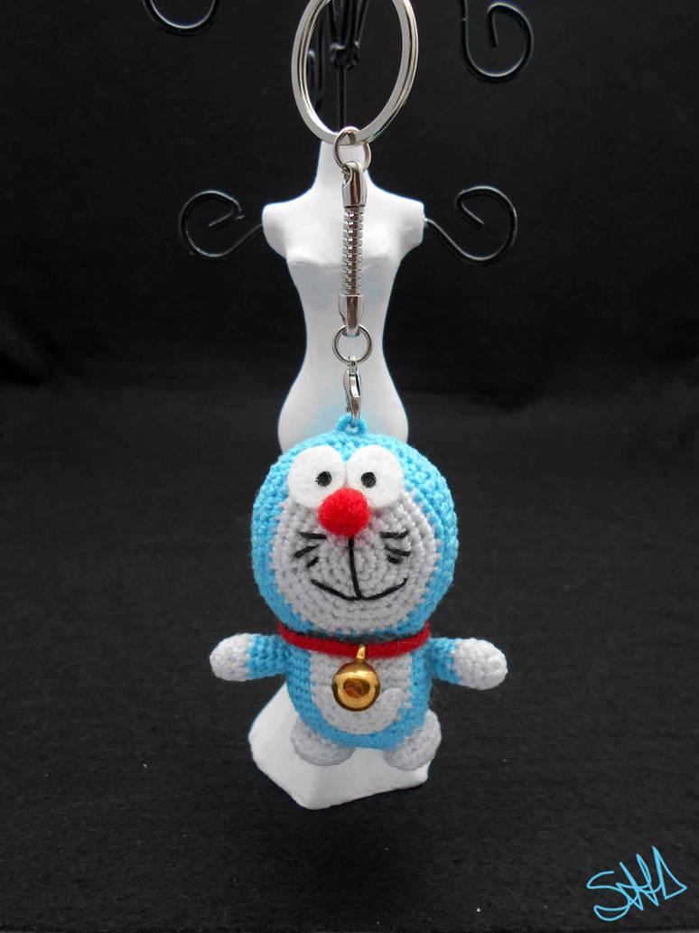 Amigurumi Fox Keyring - How to Crochet (Part 1) - YouTube | 1033x774