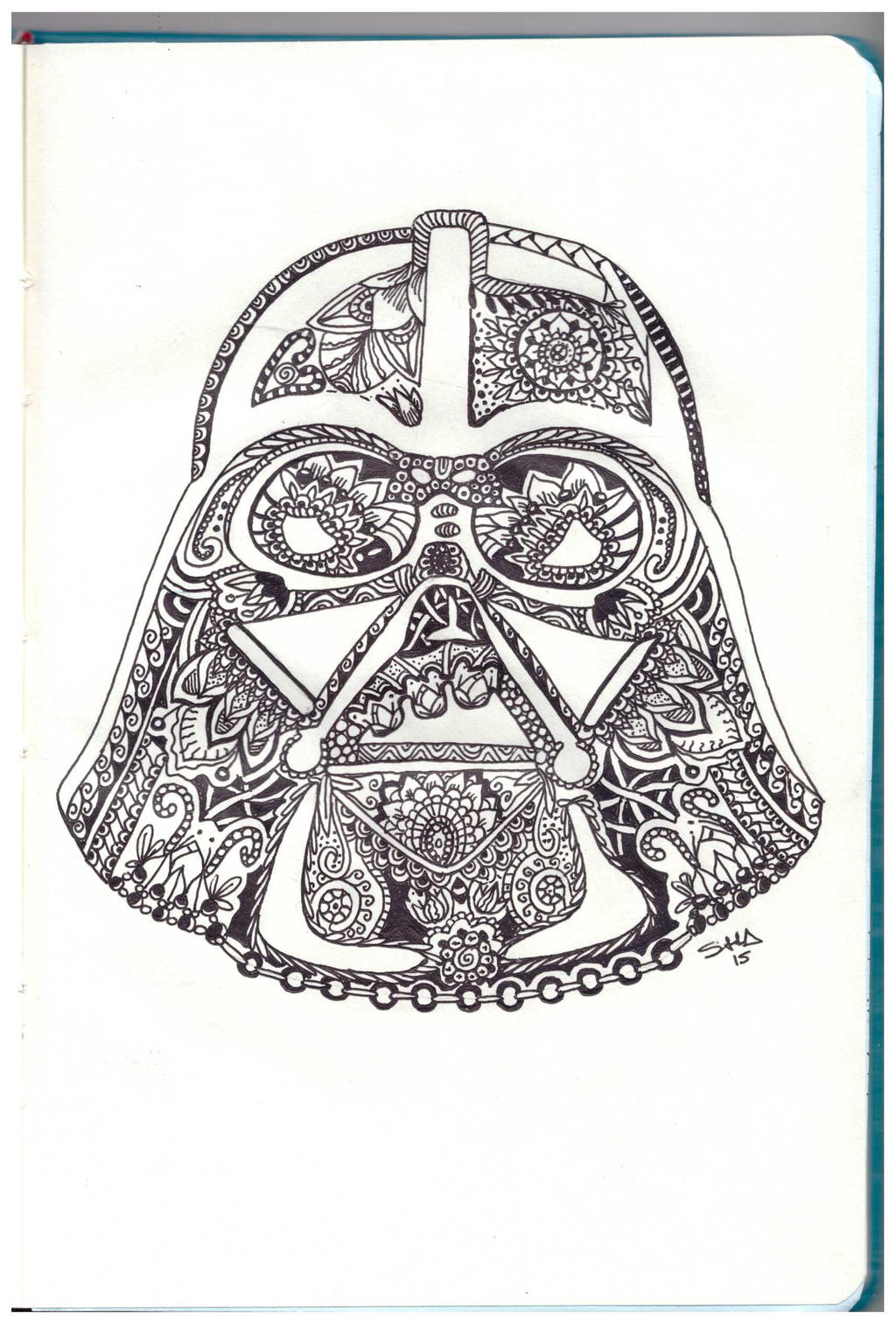 darth vader mask coloring pages pr energy