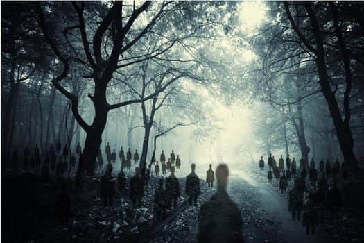 Creepy Forest by YaBoiJRich
