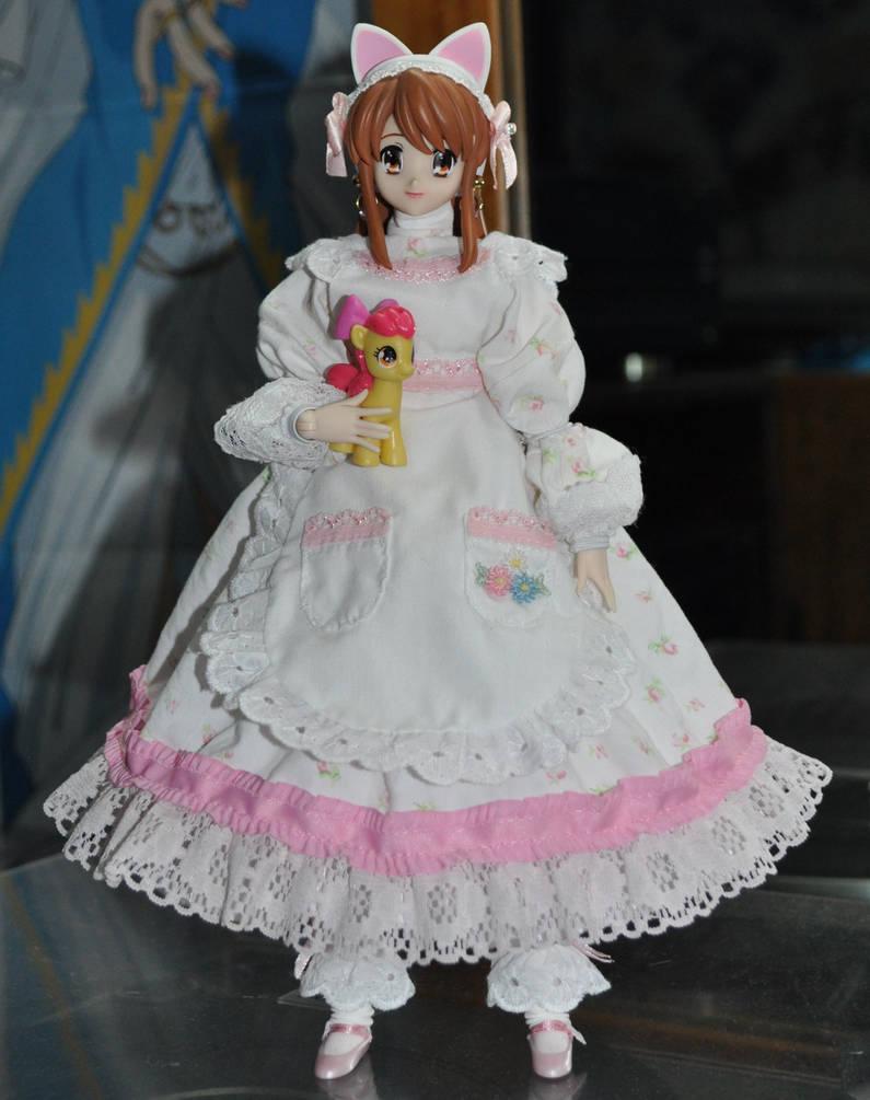 Mikuru Asahina Sweet Lolita Maid ver.II by Shaorin-Chan