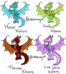 Wyvern adopt 1 (Open) by Unboltingcat
