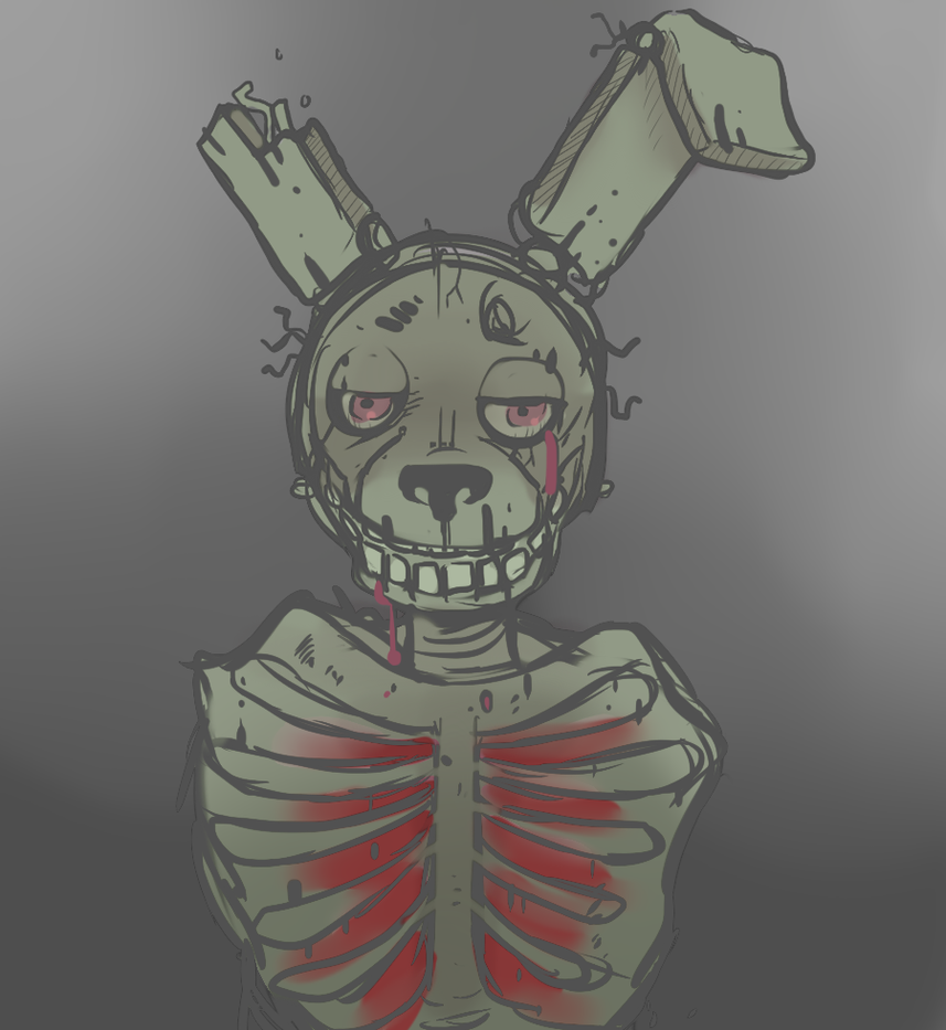 Springtrap by BBH