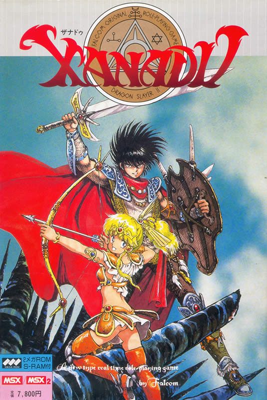 Xanadu cover by Aotenshi