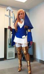 Siggy- Queen's Blade costume