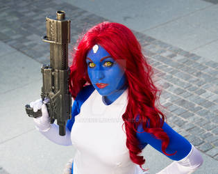 Mystique- Comic version