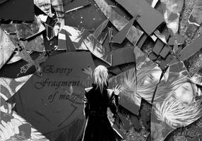 Every fragment of me