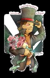 Thank You, Professor Layton by MagicianCelemis