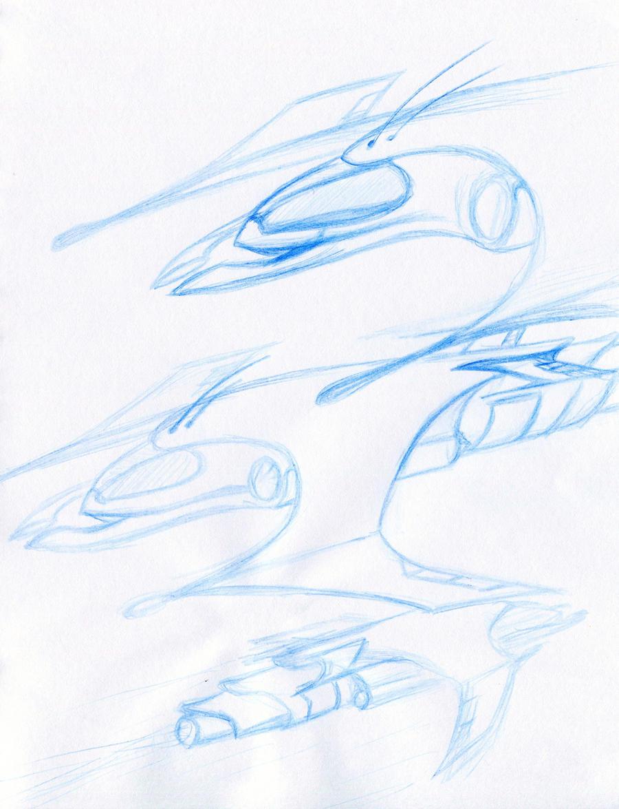 Spaceships by CamaroLp