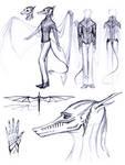 Sketchdump: Manu Maksal (outdated)