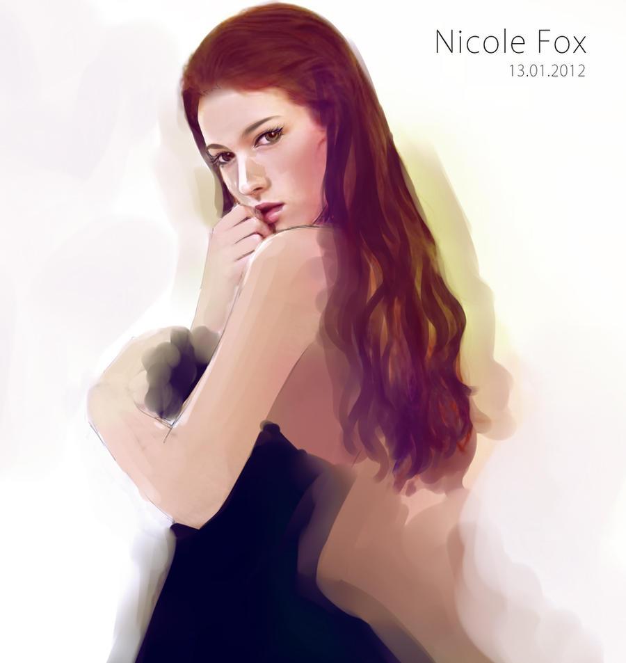Nicole Fox by yirumi