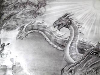 Hidra o Dragones? by carig