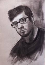 27: a self portrait by JoshuaCassella
