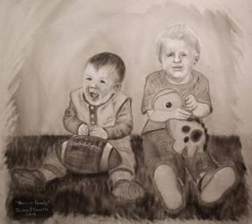 Hanson Family by JoshuaCassella