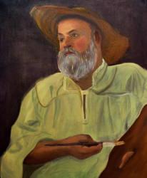 Paint Jerry, Get Monet by JoshuaCassella