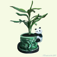 Plant Friend #2 by CJizzlelette