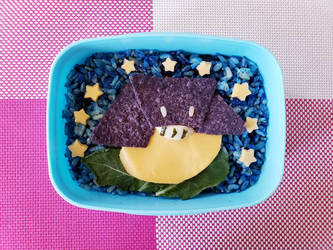HLT : : Under the Sea Bento (Vegetarian) by CJizzlelette