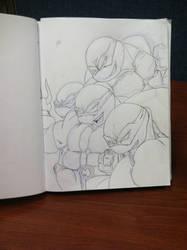 Brotherly Love! by yocoro