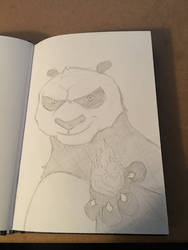 Panda  by yocoro