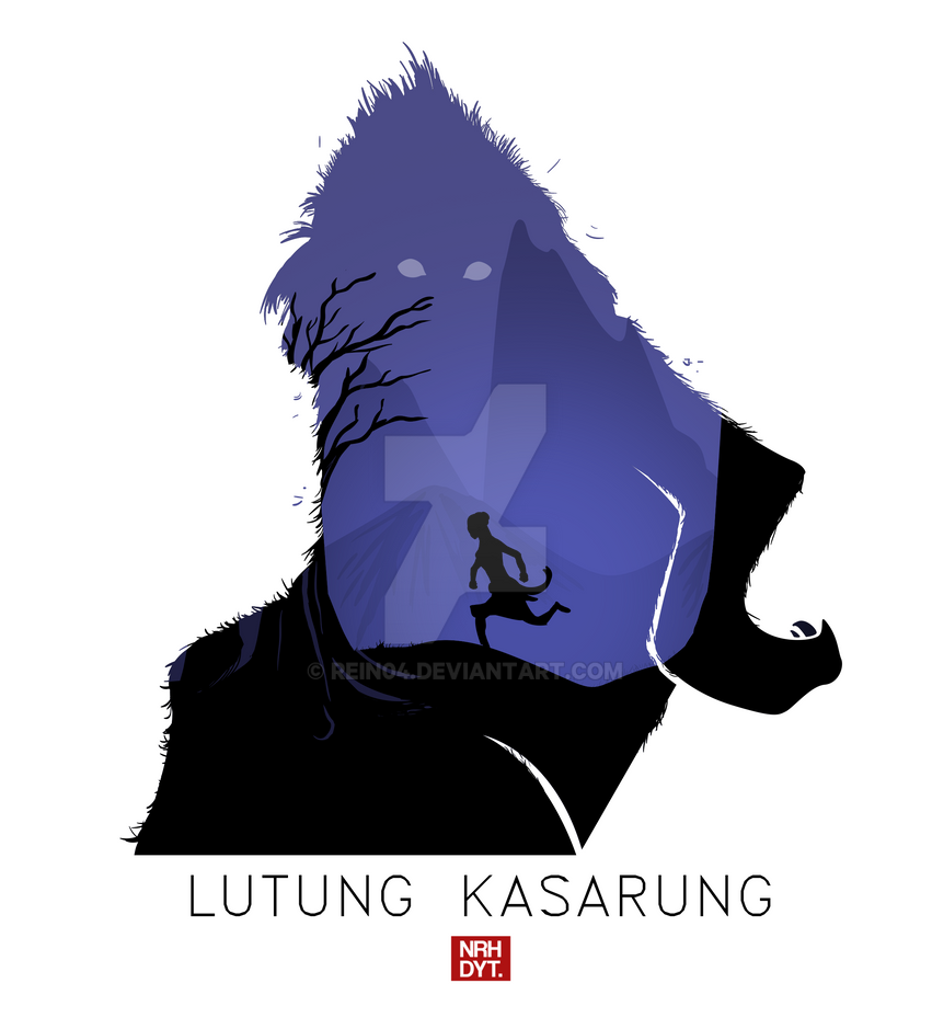 Lutung Kasarung by rein04
