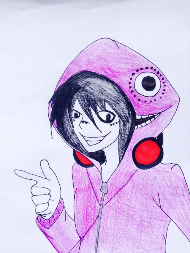 jeff the killer Matryoshka by Armin-Chan