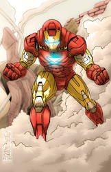 Iron Man Stays in the Fight