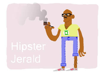 Hipster by NERFCOMMIE