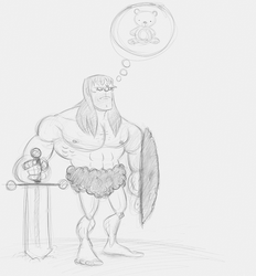 Barbarian by NERFCOMMIE